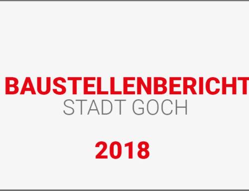 Stadt Goch, 2018