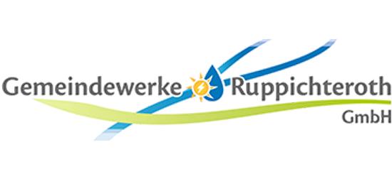Alfes + Sohn GmbH Referenzen | Logo der Gemeindewerke Ruppichteroth