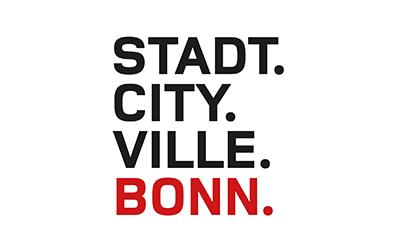 Alfes + Sohn GmbH Referenzen | Logo der Stadt Bonn