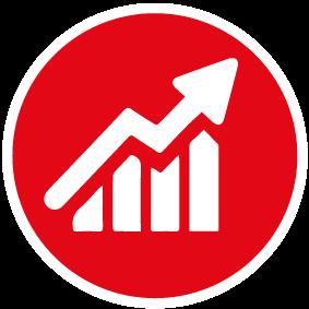 Icon Wirtschaftlichkeit